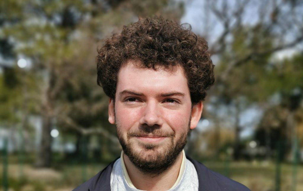 5 - Julien Peyrard, EELV